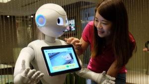 Pepper-robot-in-Taiwan