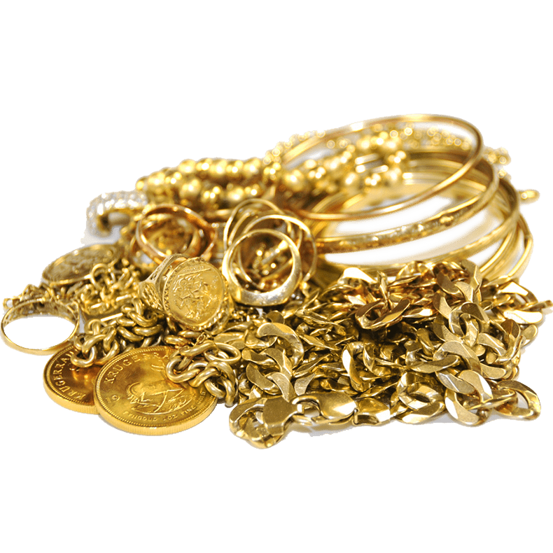 лом золота