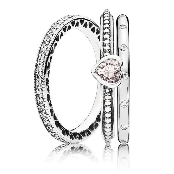 серебряные украшения кольца