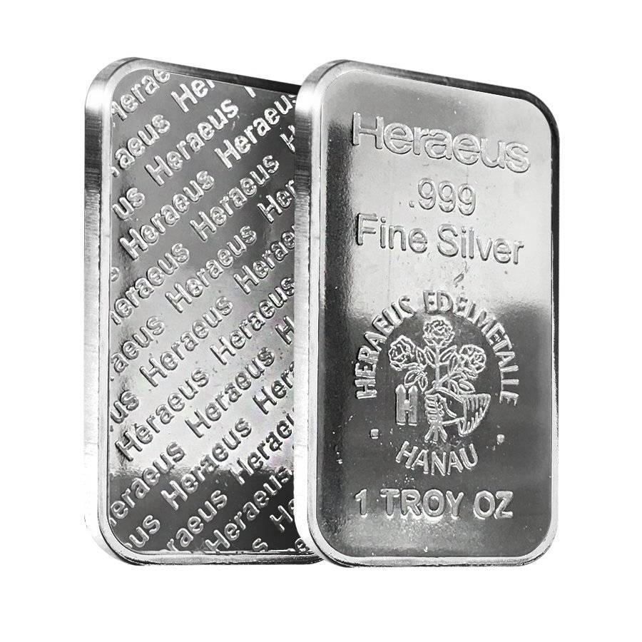 серебро 1 унция